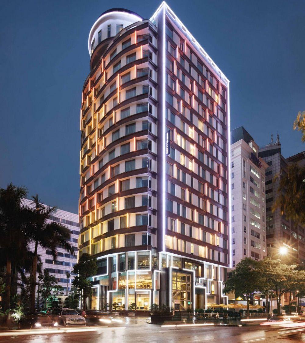 Khách sạn Novotel Duy Tân Hà Nội