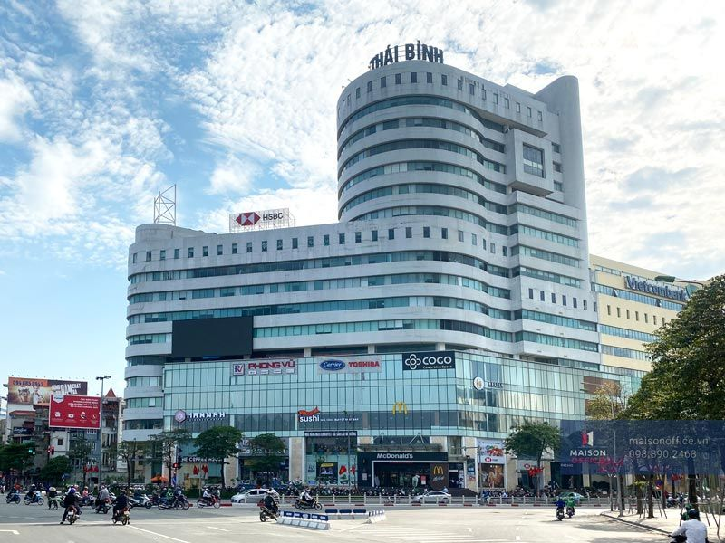 EMECO- Lắp đăt hệ thống điều hoà không khí và thông gió toà nhà Việt Tower Thái Hà